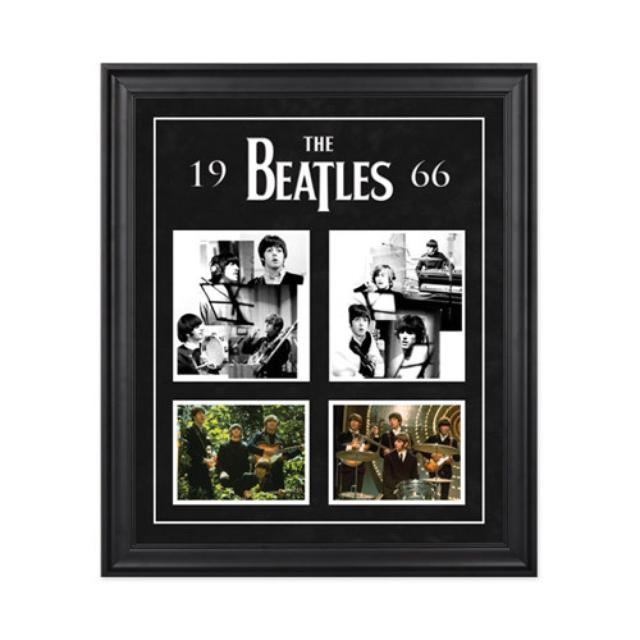 "The Beatles ""1966"" Framed Presentation"