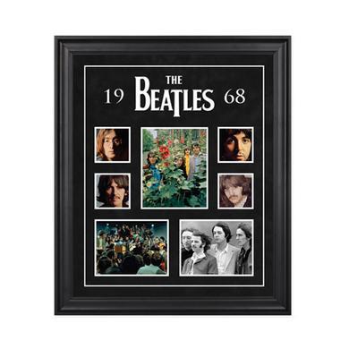 """The Beatles """"1968"""" Framed Presentation"""