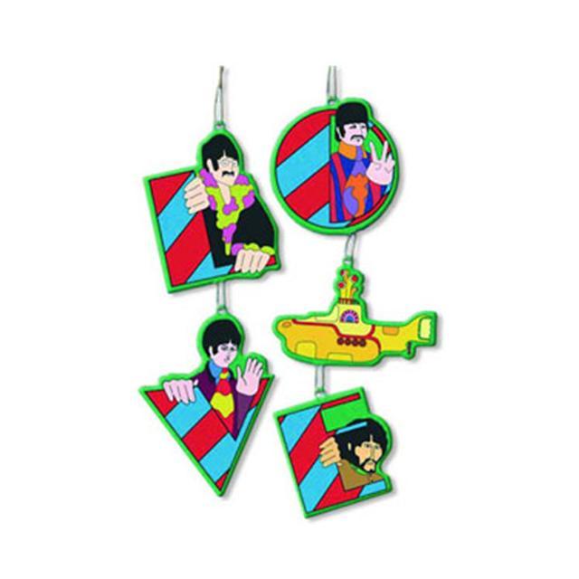 The Beatles Love Ornament Set