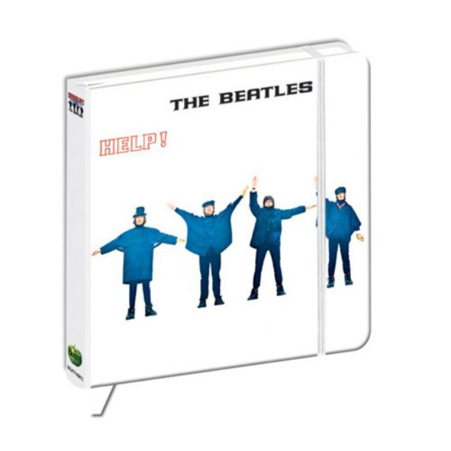 The Beatles HELP! Notebook