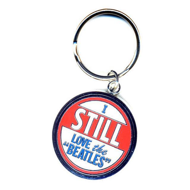 I Still Love The Beatles Keychain