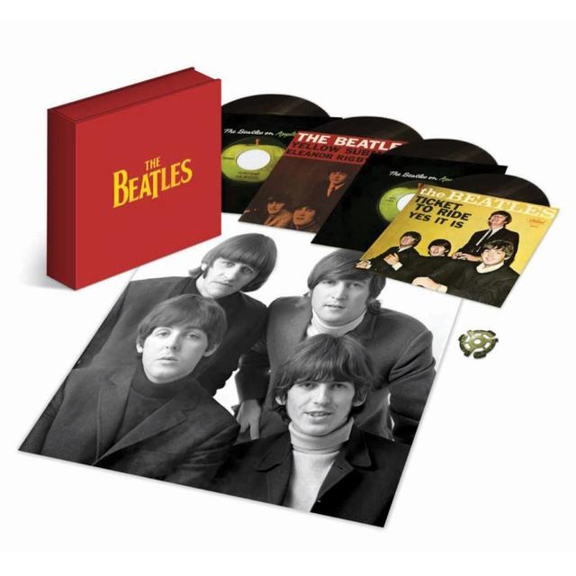 "The Beatles Singles 7"" Vinyl Box Set"