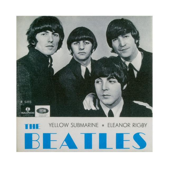 The Beatles 'Ones' Block Frame Canvas Print Set