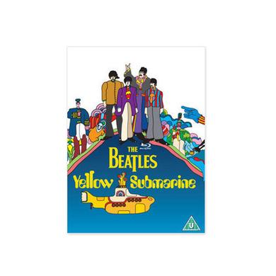 The Beatles Yellow Submarine DVD Standard Edition
