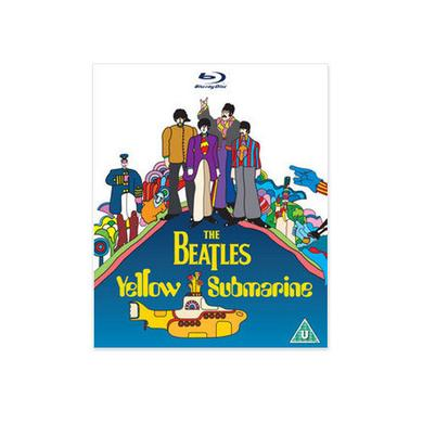 The Beatles Yellow Submarine DVD Blu-Ray