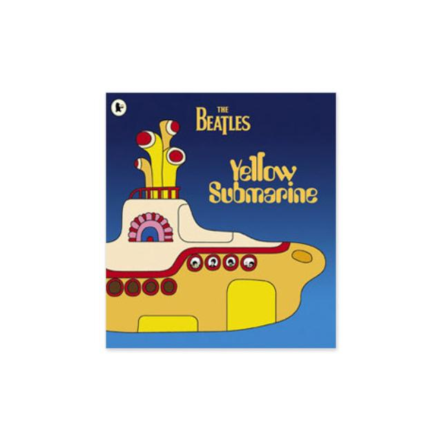 The Beatles Yellow Submarine Book - Midi Edition