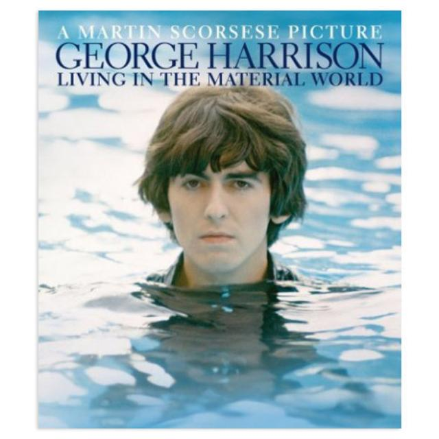 The Beatles George Harrison: Living In The Material World Blu-Ray