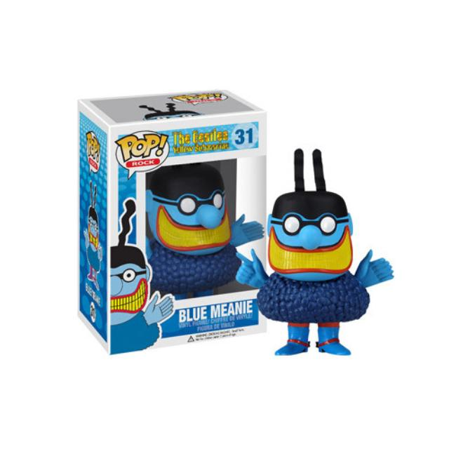 The Beatles Blue Meanie Pop Vinyl Figurine