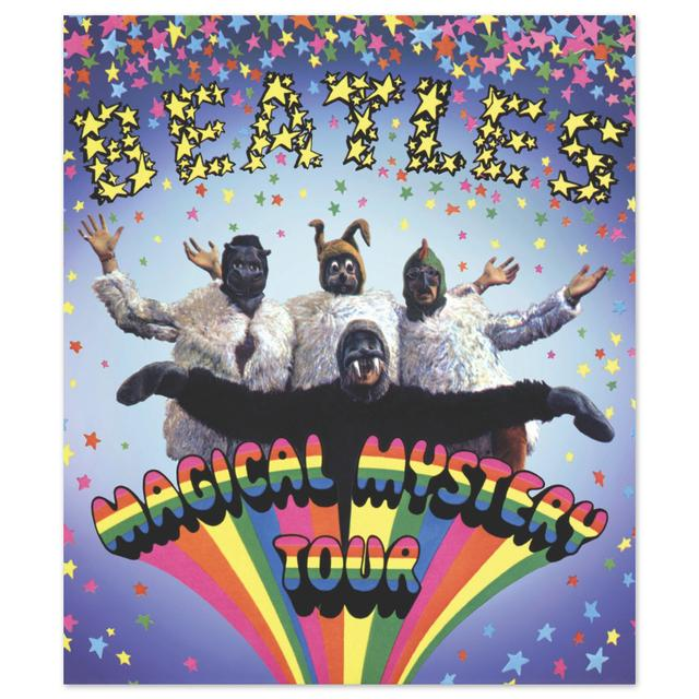 The Beatles Magical Mystery Tour DVD