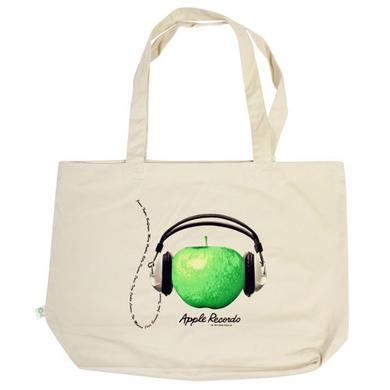 The Beatles Apple Records Tote Bag