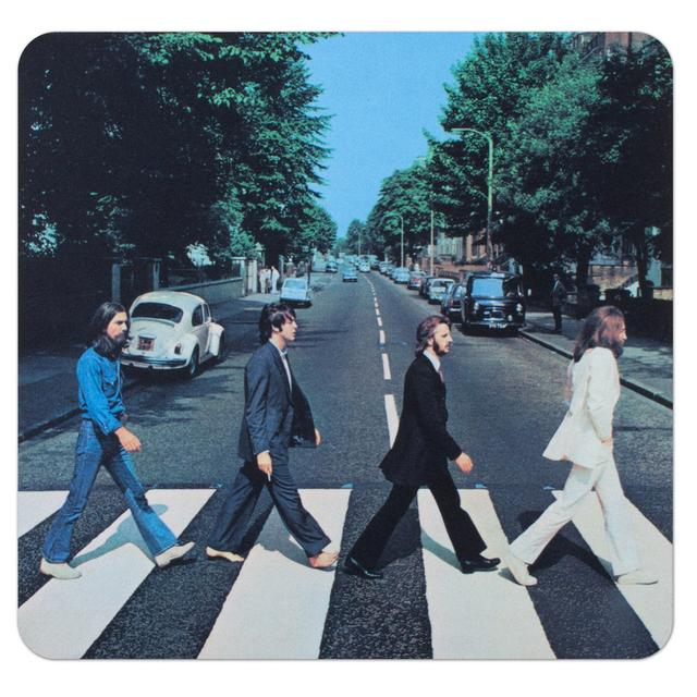 The Beatles Abbey Road Mouse Pad