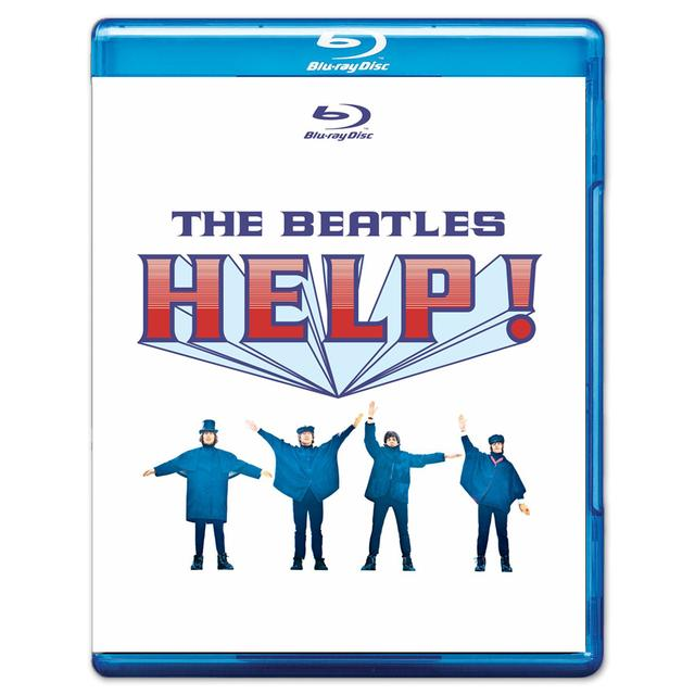The Beatles - Help! Blu-Ray