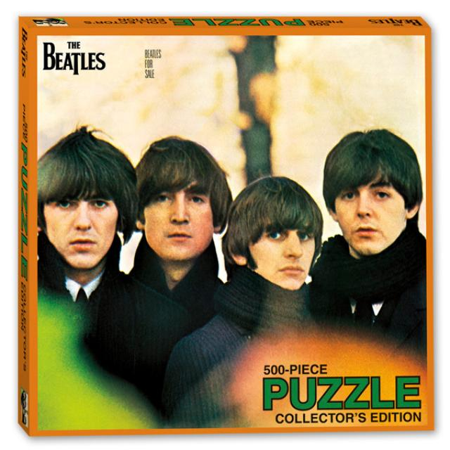 The Beatles For Sale Puzzle Collector's Edition
