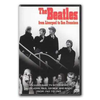 The Beatles From Liverpool To San Francisco DVD