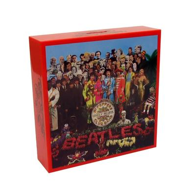 The Beatles Famous Covers Coin Bank - Sgt. Peppers