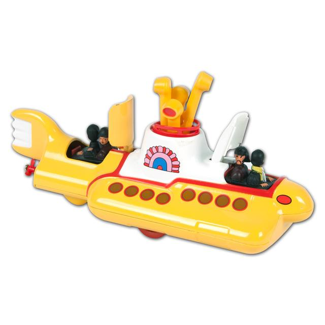 Beatles Yellow Submarine 45th Anniversary Diecast
