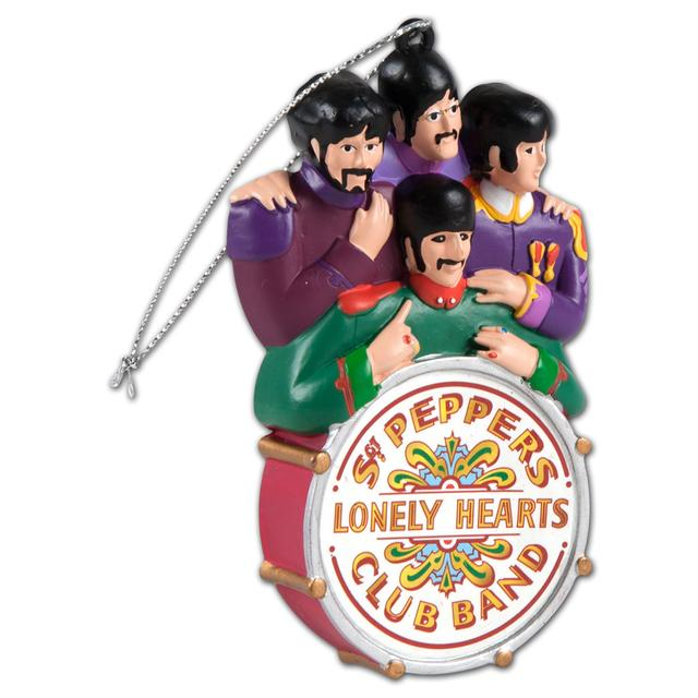 The Beatles Sgt. Peppers Band Ornament