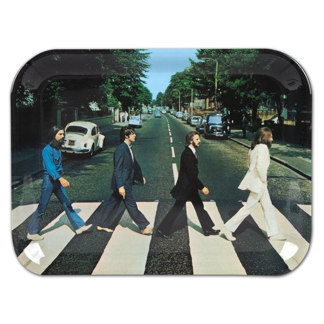 The Beatles Abbey Road Tray
