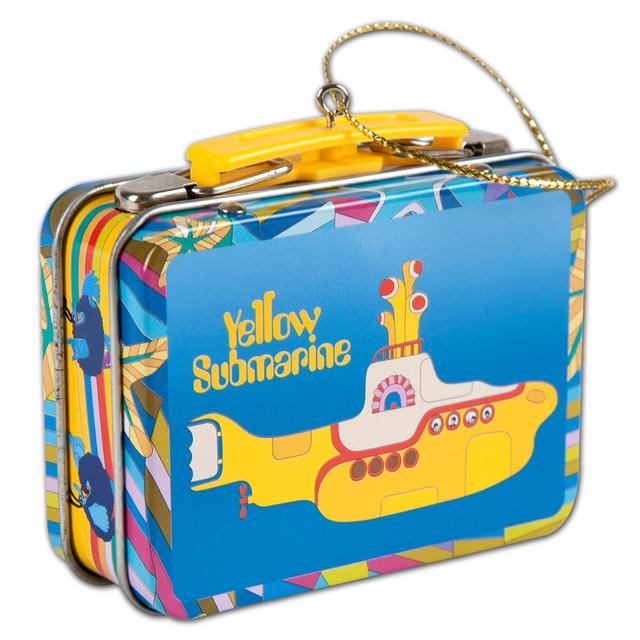 The Beatles Yellow Submarine Tin Box