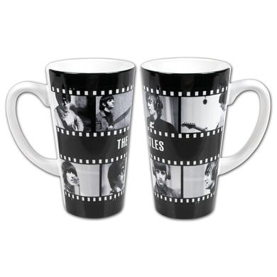 The Beatles 16oz. Film Latte Mug