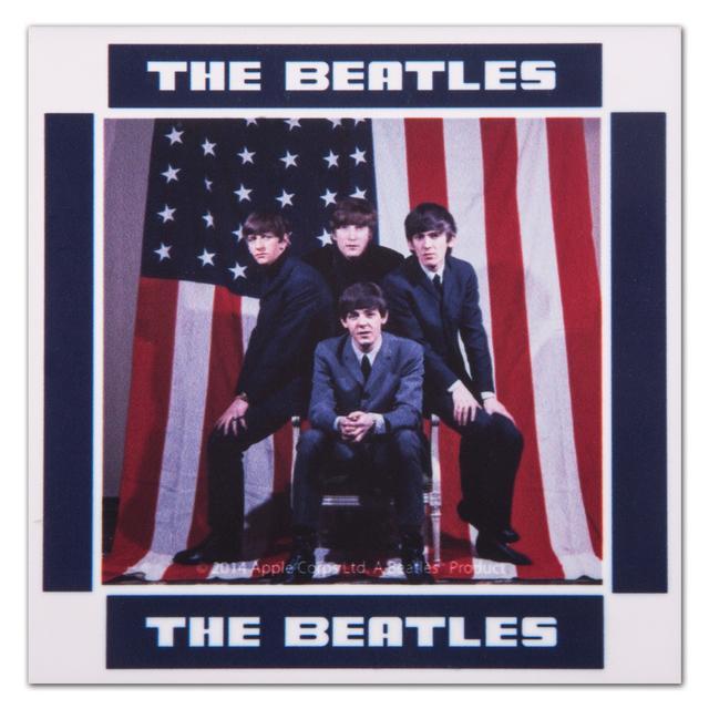 The Beatles US Ceramic Coaster