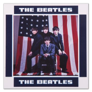 The Beatles US Ceramic Coaster