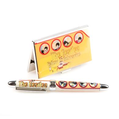 The Beatles Limited Edition Yellow Submarine Rollerball Pen Set