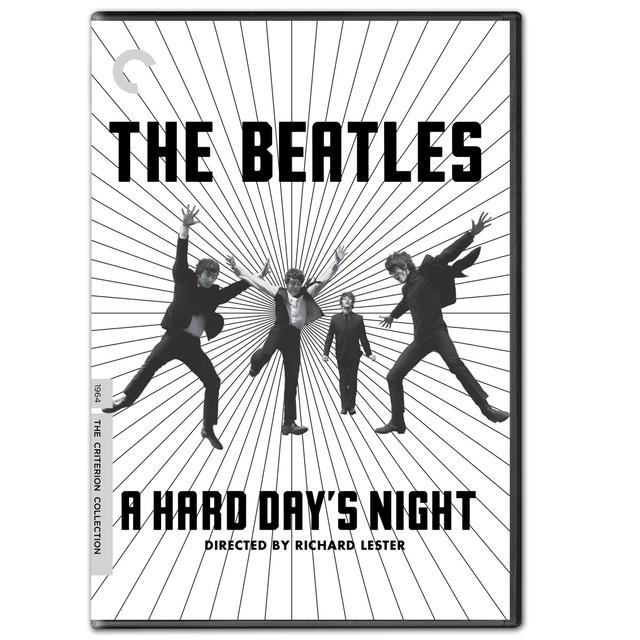 The Beatles A Hard Day's Night DVD