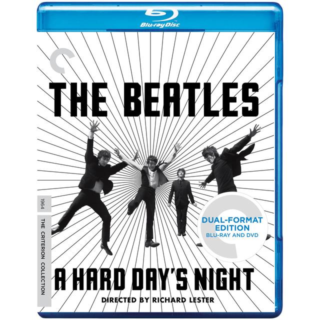 The Beatles A Hard Day's Night Blu-Ray/DVD