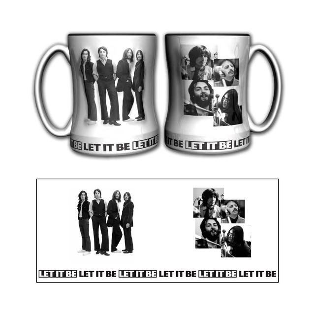 14OZ Beatles Let It Be Relief Mug