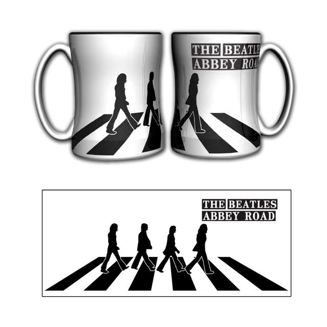 14OZ Beatles Abbey Road Relief Mug