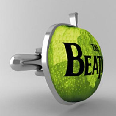 The Beatles Apple Logo Cufflinks