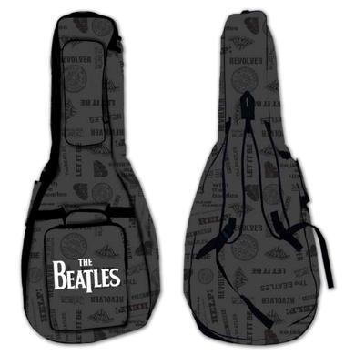 The Beatles Logo Acoustic Guitar Gig Bag