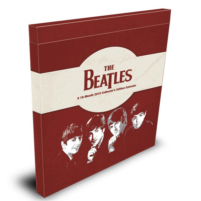 The Beatles 2015 Collector's Edition Calendar