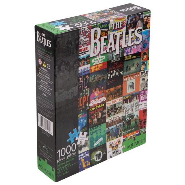The Beatles Singles 1000 Piece Puzzle