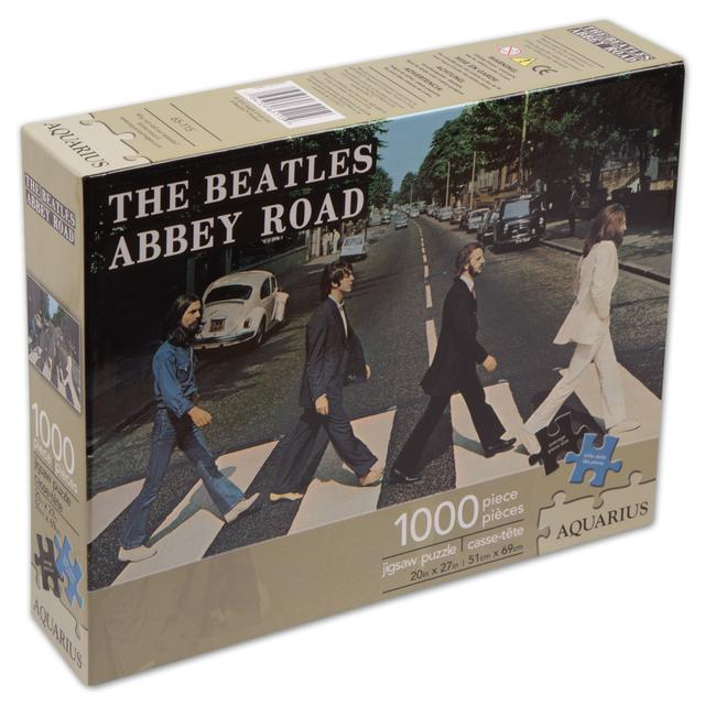 The Beatles Abbey Road 1000 pc. Puzzle