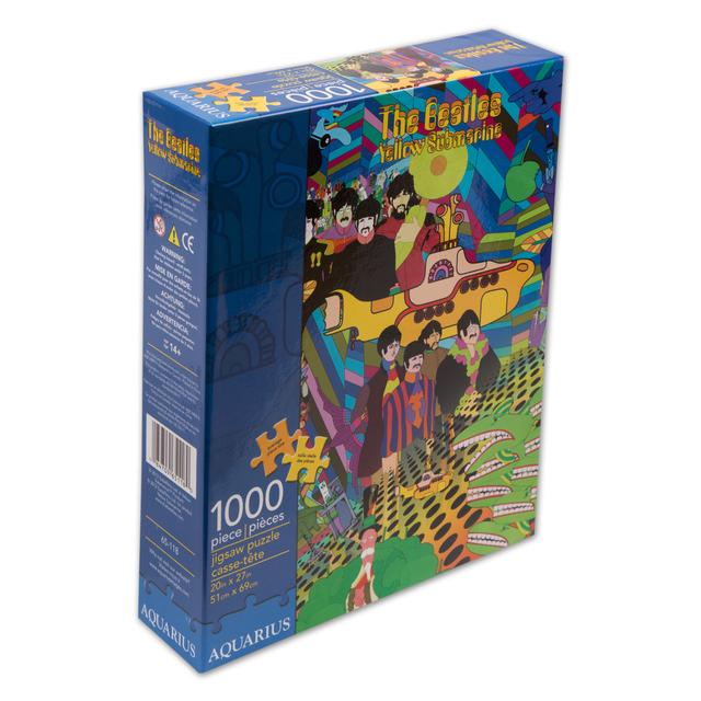 The Beatles Yellow Submarine 1000 pc. Puzzle