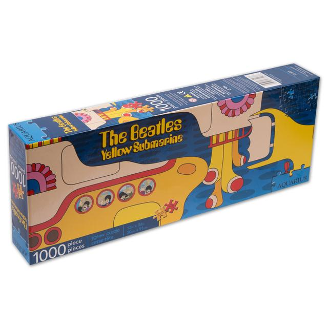 The Beatles Yellow Submarine Slim 1000 pc Puzzle