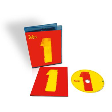 "The Beatles ""1"" Blu-ray"