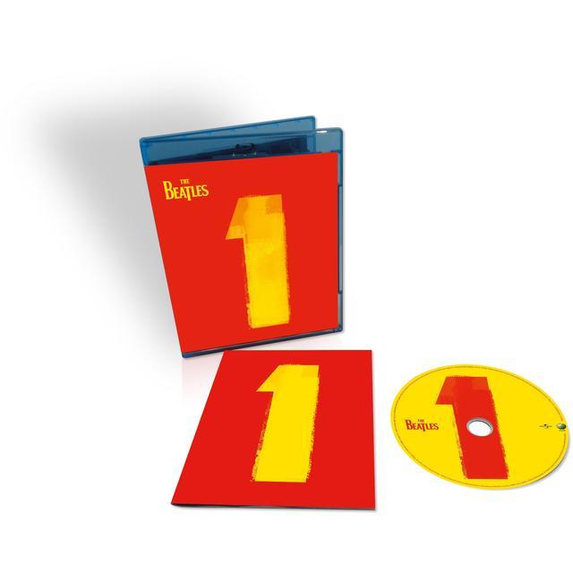"The Beatles ""1"" Blu-ray"