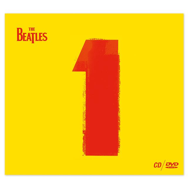 "The Beatles- ""1"" CD+DVD (Ltd. Ed. Gatefold CD digisleeve)"