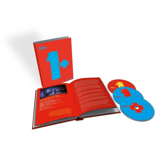 "The Beatles - ""1+"" CD+2Blu-ray (Deluxe Limited Edition)"