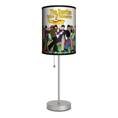 The Beatles Yellow Submarine Lamp