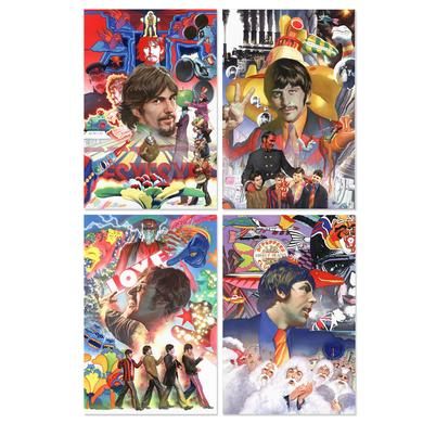 The Beatles Yellow Submarine Boxed Set