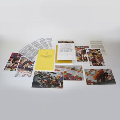 The Beatles Yellow Submarine Portfolio