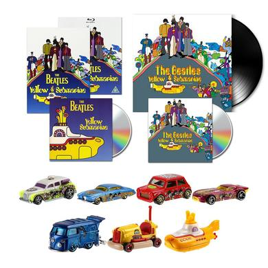 Beatles Hot Wheels Bundle