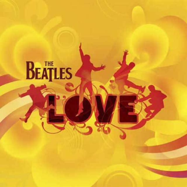 The Beatles- LOVE CD