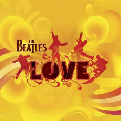 The Beatles - LOVE Album CD + Audio DVD Set