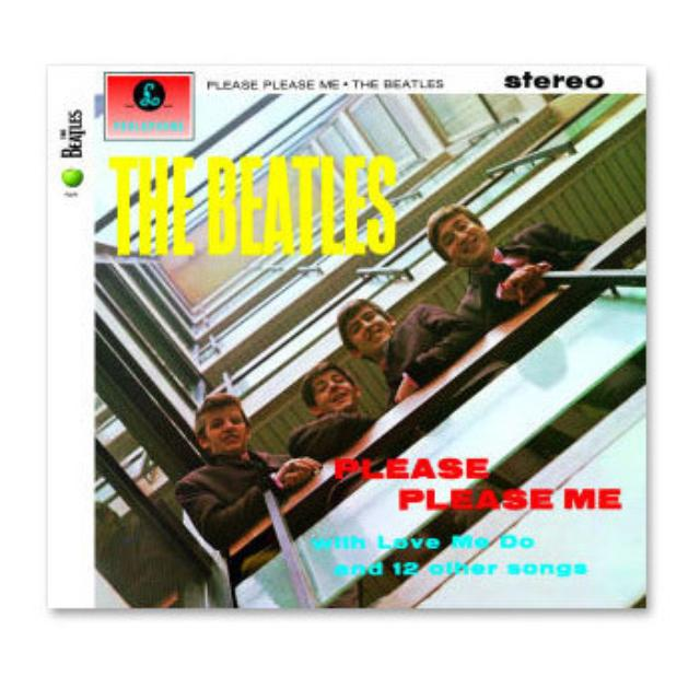 The Beatles - Please Please Me CD (Remastered)