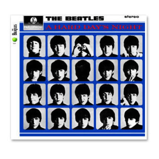 The Beatles - A Hard Day's Night CD (Remastered)